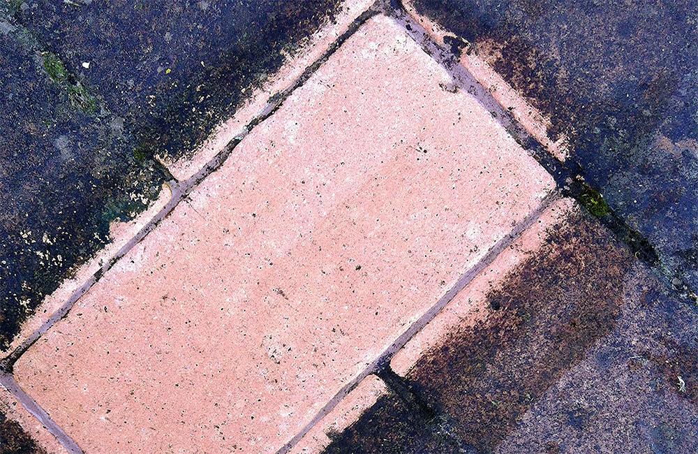 como quitar el verdn de un suelo de barro