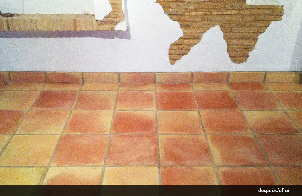 Limpieza de suelos de barro pilas sevilla - Limpiar suelos de barro ...