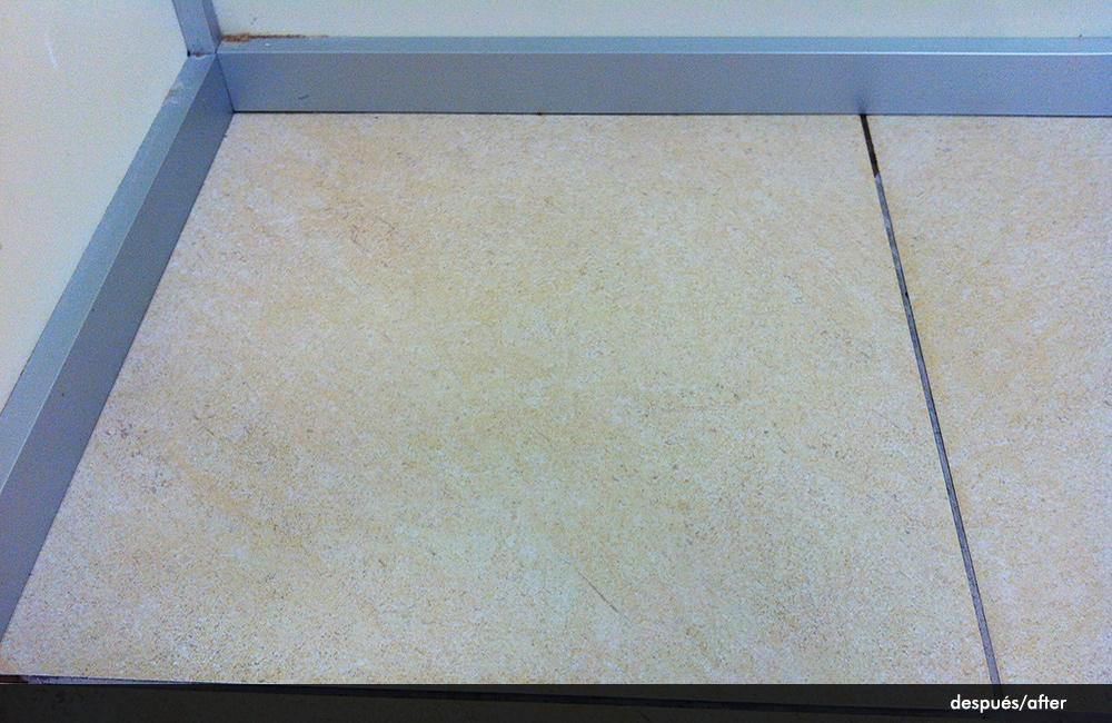 Limpieza de otros suelos barriada pino montano sevilla - Limpieza suelo porcelanico ...