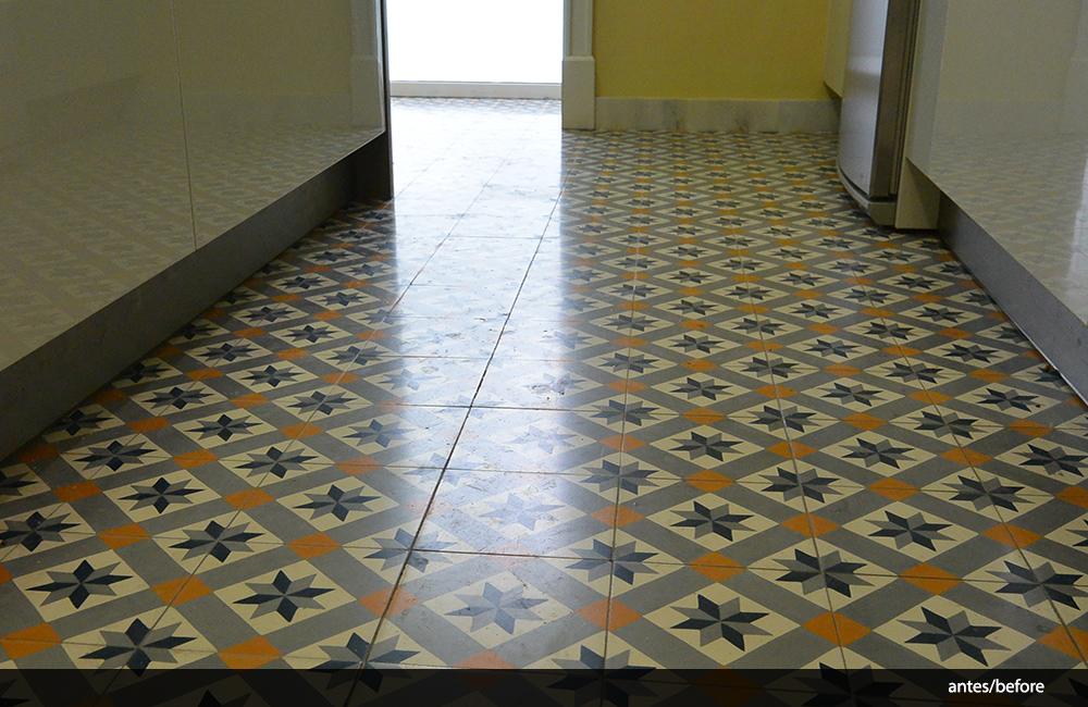 Limpieza de suelos hidr ulicos casco antiguo sevilla for Suelo hidraulico antiguo