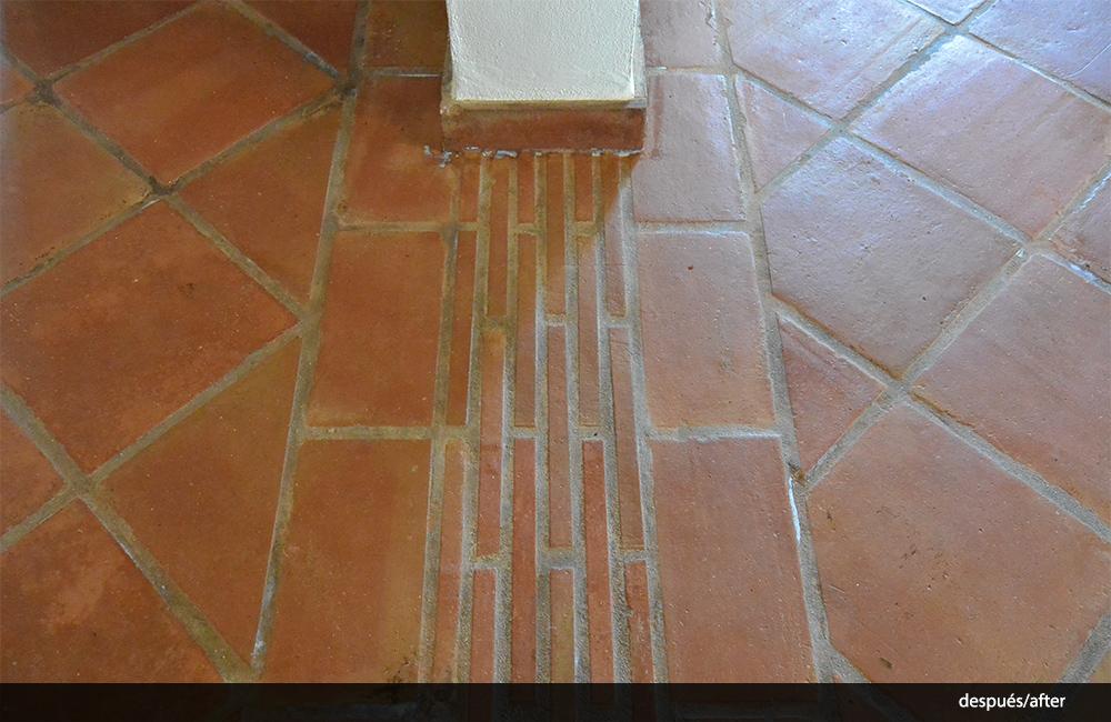 Como limpiar suelos de barro best limpiar suelos de barro for Como limpiar el suelo de gres para que brille